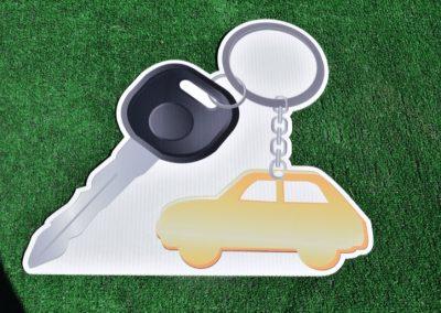 G-192 Car Keys