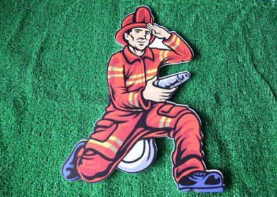 G-193 Firefighter Left