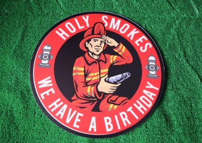 G-196 Holy Smokes Birthday
