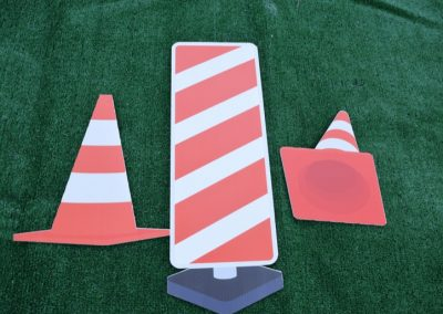 G-201 Construction Cones