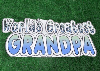 G-243 Worlds Greatest Grandpa