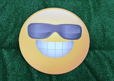 G-262 Smile Glasses Emoji Small