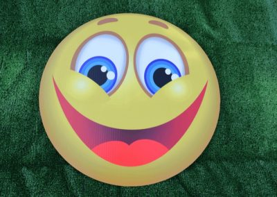 G-268 Big Open Mouth Smile Emoji Lg