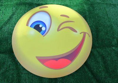 G-269 Side Slant Smile Emoji Lg