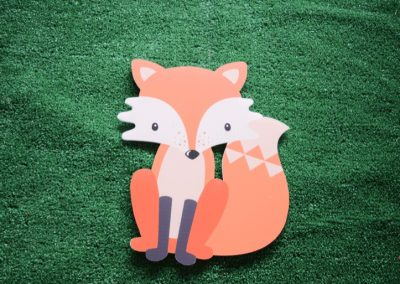 G-320 Forest Friends Fox