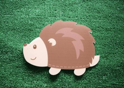 G-322 Forest Friends Hedgehog