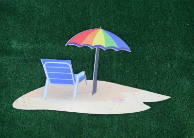G-362 Beach Umbrella