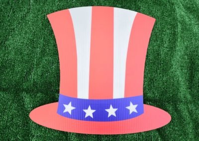 G-374 Patriotic Uncle Sam Hat