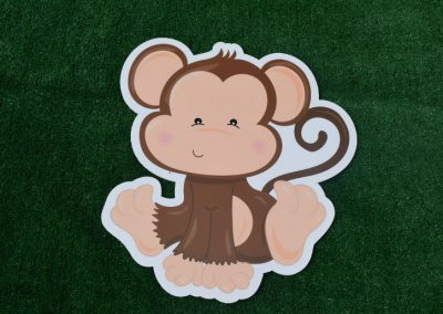 G-108 Monkey Yard Sign