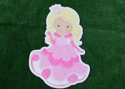 G-24 Pink Princess Yard Sign