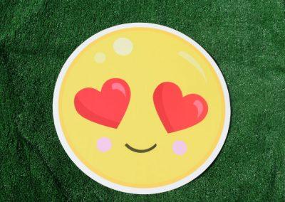 G- 279 Heart Love Emoji