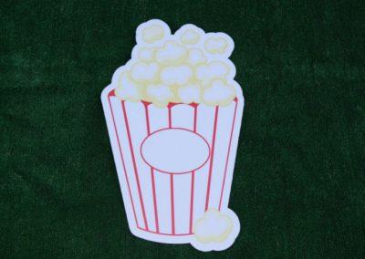 G-503 Popcorn Lawn Sign