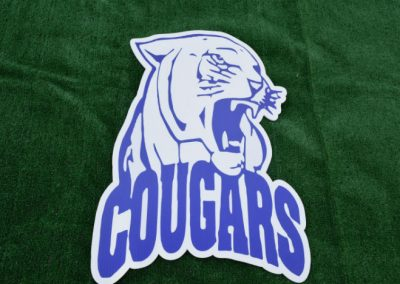 Bothell Cougars Yard Sign G-422