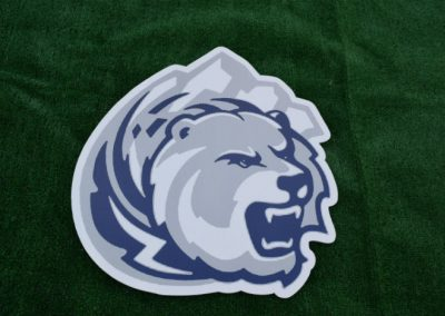 Glacier Peak Grizzlies Yard Sign G-423