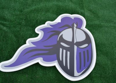Kamiak Knights Mascot Yard Sign G-417