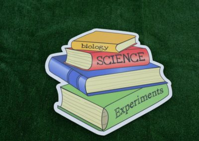 Mad Scientist Books Yard Signs G-602