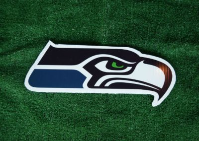 Seahawks Yard Sign
