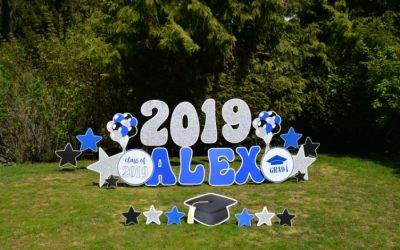 Graduation Party Decorations! Yard Announcements has an Affordable Option and we will help you do all the Work with our Super Fun Graduation Yard Signs!
