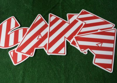 Santa Letter yard signs