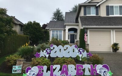 Class of 2021 Graduation is Coming up! Don't Forget to Order your Graduation Yard Sign before We Sell Out!