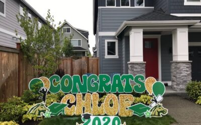 Don't Forget to Order your Graduation Yard Signs for your Class of 2021 Grad by Yard Announcements