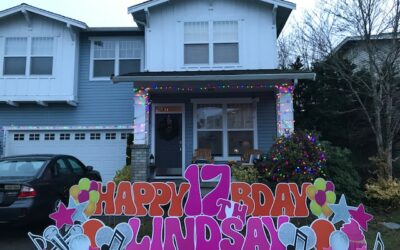 Big Happy Birthday Signs for the Yard! Yard Announcements will Make You SMILE!